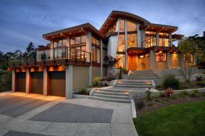 proyek rumah mewah